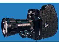 16mm film camera - krasnogorsk-3 fully working film camera