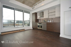 1030 KING STREET WEST DNA 3 - BACHELOR W/HUGE PRIVATE TERRACE