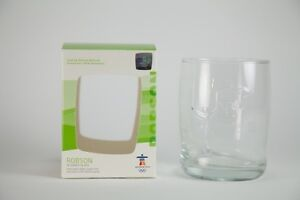 2010 Vancouver Olympic Glassware