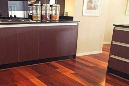 Jarrah Floorboards (130x19mm - New)