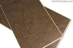 Spice up Your Kitchen with Brown Salami Cork Flooring!!!