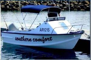 Deep water fishing boat. Perfect for professional / recreational. Hove Holdfast Bay Preview
