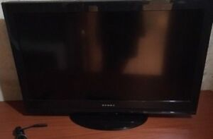 """32"""" LCD TV with power cable"""