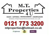 2 Bedroom house to rent on bordesley green Village