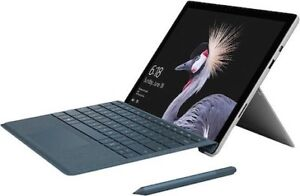 Microsoft surface pro 7th gen 256GB, 3years EXTENDED warranty