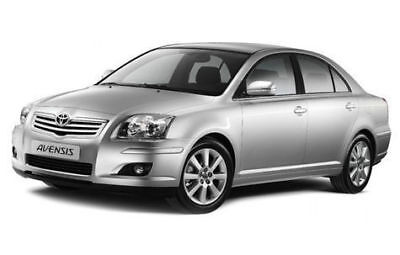 """Toyota Avensis 2002-2008 workshop service manual sent as a """"Download"""""""
