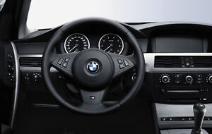 BMW Genuine M Steering Wheel Cover Trim E60/E61/E63/E64 5/6 Series 32347841044