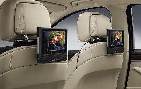 Portable Headrest Monitors