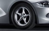 Bmw 3 series winter wheels and brand new tires