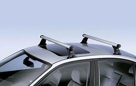 Genuine BMW E82 Aluminium Bars, Roof Rack, 1 Series, 3 Series, 5 GT, 82710433991