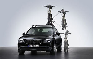 OEM BMW Bike Lifts / Self Lifting Bike Roof Rack Attachment