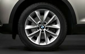 BMW OEM 18' Alloy Wheels (X3/X4)