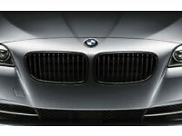 Original. BMW F10 M Performance Pack Grills and rear Diffuser