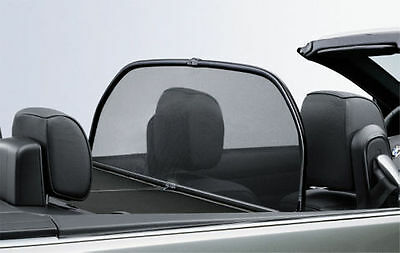 BMW 3 SERIES CONVERTIBLE OEM WIND DEFLECTOR SCREEN 2007-2013