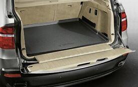 Genuine BMW X5 (E70 2007–2013) Rubber Boot Mat