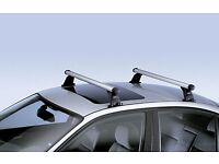 Genuine BMW E82 Aluminium Bars, Roof Rack, Ski Base, 1 Series, 3 Series, 5 GT, 82710433991