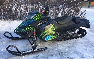 CUSTOM TURBO SNOWMOBILE