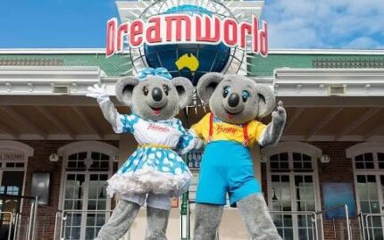 Unlimited World Pass - Dreamworld/WhiteWater World/SkyPoint Perth CBD Perth City Preview