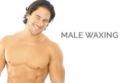 Male Brazilian Waxing