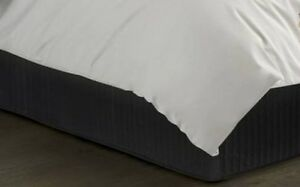 Navy Sheridan Qn & Dble double bed skirt Karrinyup Stirling Area Preview