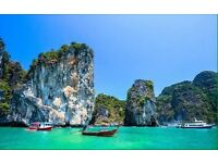 Female partner needed for a Thailand holiday in July