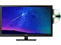 BLAUPUNKT MODEL 236/207i 24-inch Widescreen HD Ready LED TV with built-in DVD player and Freeview