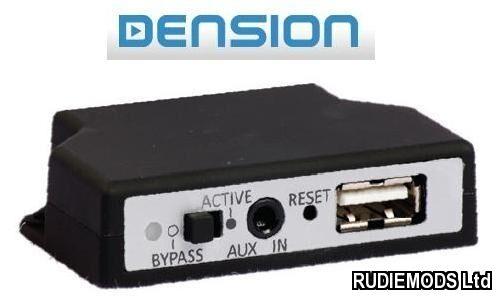 Conector de puerto para Dension GATEWAY Dension PRO BT USB y AUX IN exticp 2