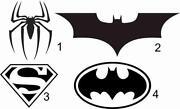 Batman sticker ebay for Batman wandtattoo