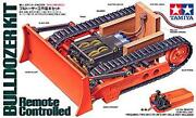 Remote Bulldozer