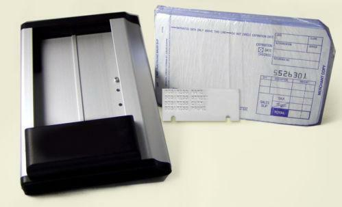 manual credit card machine slips