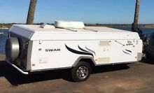 2012 Jayco swan pop top family caravan Walliston Kalamunda Area Preview