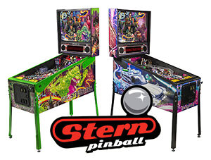 NIB STERN PINBALL - Includes Shipping, Local Delivery & Warranty