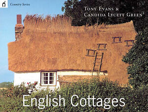 Country Series: English Cottages-ExLibrary
