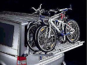 Brand New Genuine volkswagen T5 Transporter Tailgate Bike Rack