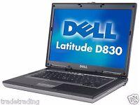 Dell D820 Latitude 1.8 Ghz 500GB WIFI 4GB Ram Win7 Pro DVD CDRW 3G Btooth