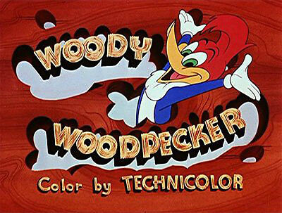 WOODY WOODPECKER DVD set -THE ONLY COMPLETE SET AROUND!