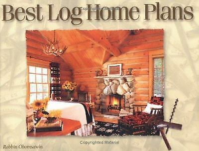 Best Log Home Plans by Robbin (Best Log Home Plans)