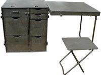 Us army field desk