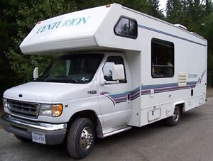 Wanted Rental motorhome