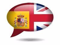 Spanish - English language exchange