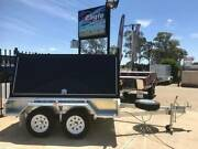 8x5 Tandem Axle Tradesmans Trailer Para Hills West Salisbury Area Preview