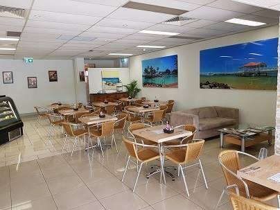 Waterfront Cafe Business for Sale - Cafe de la Laguna, Redcliffe