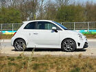 Fiat Abarth 500 595 Test