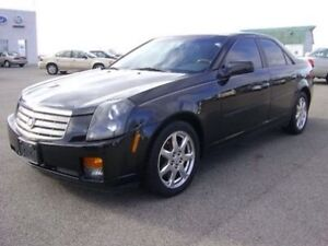 For Sale Fully Loaded Black 2003 Cadillac CTS