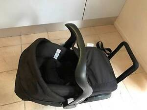 steelcraft agile plus stroller and infant carrier Hornsby Hornsby Area Preview