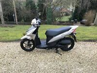 SUZUKI UK 110 NE SCOOTER 2015