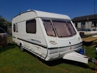 Abbey Aventura 316 5 Berth Caravan