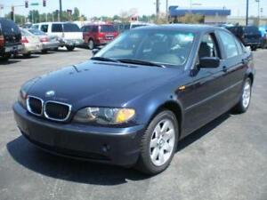 BMW 325XI - 2004 we are parting out to sale the Original Parts