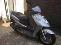 Honda SES 125-2