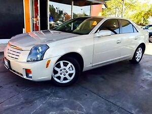 07 Cadillac CTS *SUNROOF*  *LEATHER INTERIOR * & *MB SAFETY*